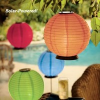 Outdoor Solar Lantern @ Fresh Finds
