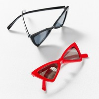 Life On Mars Sunglasses   Urban Outfitters