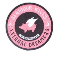 Glamour Kills Clothing - ETERNAL DREAMERS PATCH