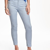 Pixie Mid-Rise Ankle Pants for Women   Old Navy