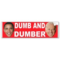 dumb and dumber bumper stickers from Zazzle.com
