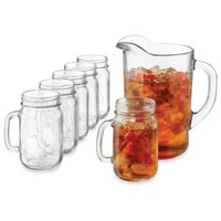 Libbey® Country Folk Sweet Tea 7-Piece Set