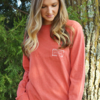 southern marsh tee-washed red