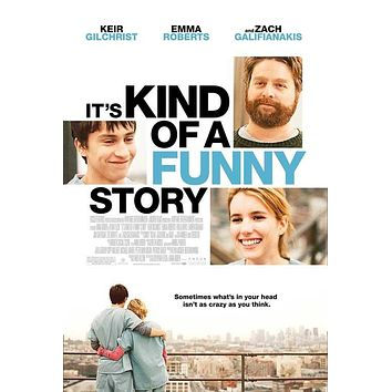 It's Kind of a Funny Story 11x17 Movie Poster (2010)