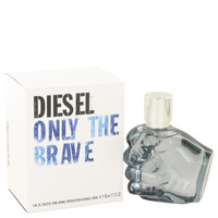 Only the Brave by Diesel Eau De Toilette Spray 1.7 oz