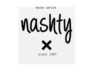 """Magcon - Nash Grier - """"Nashty since 1997"""" W/O Gradient T-Shirts & Hood"""