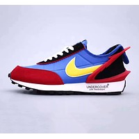 Sacai x Nike LDV Waffle Blazer Popular Women Men Sport Running Shoes Sneakers