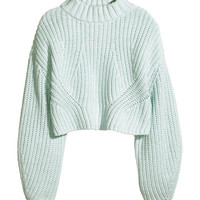 H&M - Cropped Sweater