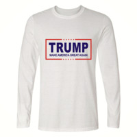 Long Sleeve Trump 2016
