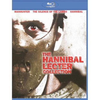 Hannibal Lecter Anthology [3 Discs] (Blu-ray Disc) (Enhanced Widescreen for 16x9 TV) (Eng)