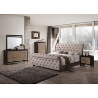 B111 Queen Bed by HD Furniture