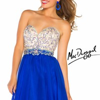 Mac Duggal Homecoming 81928N Dress