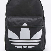 adidas Originals Classic Trefoil Black Backpack - Urban Outfitters