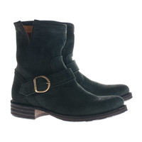 FIORENTINI AND BAKER Eli Asfalto Leather boots with buckle - Sale