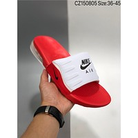 New Nike Benassi JDI cheap Men's and women's nike Slippers Beach shoes
