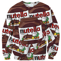 Pixel Nutella Sweater