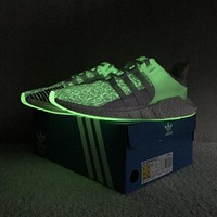 Adidas EQT Equipment Support ADV Primeknit 93 17 Luminous Boost Sprot Shoes Running Shoes Men Women Casual Shoes BY2916