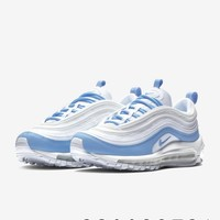 HCXX 19July 1005 Nike Air Max 97 BV1982-101 Flyknit Breathable Running Shoes
