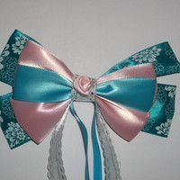 Enchanted Giselle Inspired Hair Bow Limited Edition