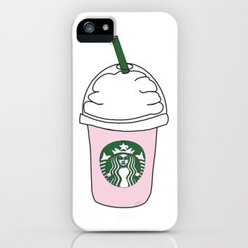Starbucks by Kate iPhone & iPod Case by Kate