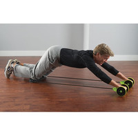 The Rolling Resistance Core Strengthener