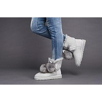 UGG Limited Edition Classics SEAL Boots GITA Women Shoes 1018517