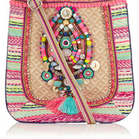 Talamanca Saddle Bag | Multi | Accessorize