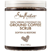 SheaMoisture Coconut Oil Coffee Scrub | Ulta Beauty