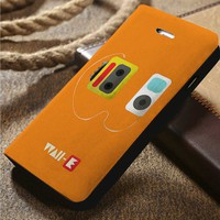 Disney Wall-E Custom Wallet iPhone 4/4s 5 5s 5c 6 6plus 7 and Samsung Galaxy s3 s4 s5 s6 s7 case