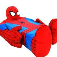 Incredibeds Spider-Man Bed Cover, Twin