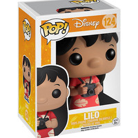 Funko Disney Pop! Lilo & Stitch Lilo With Camera Vinyl Figure
