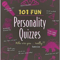 101 Personality Quiz Book - Spencer's