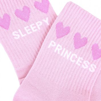 Sleepy Princess Socks
