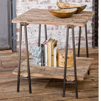 Regina Andrew Industry End Table - 4-6723