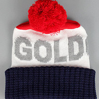 Gold Coin Team GC Ski Beanie : Karmaloop.com - Global Concrete Culture