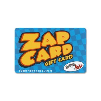 $75 Journeys Kidz Emailable Gift Card