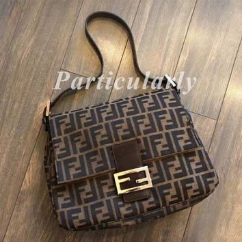 FENDI FF Retro Shoulder bag