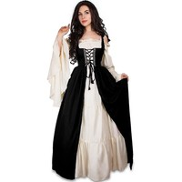 Renaissance Queen Dress
