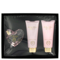 Gift Set -- 1.7 oz Eau De Parfum Spray + 3.4 oz Shower Gel + 3.4 Body Lotion