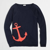 Factory anchor sweatshirt - Knits & Tees - FactoryWomen's New Arrivals - J.Crew Factory