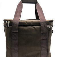 PuTwo Lunch Bag Insulated Tote Large Capacity Cooler Bag with Shoulder Strap