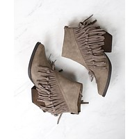 Sbicca - Byanca Women's Boots in Taupe