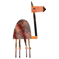 Kelly Carlson's C is for Camel Wall Decal