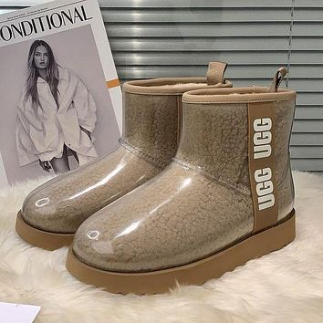 UGG Fashion Hot Sellers Casual Ladies Wool Boots Shoes