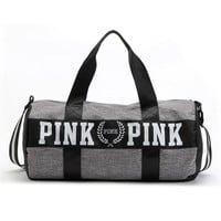 PINK Victoria's Secret Sport Yoga Satchel Travel Bag Shoulder Bag Crossbody