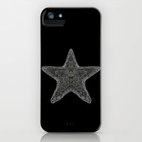Starfish; ornate starfish iPhone & iPod Case by Barruf