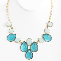 Frozen in Time Necklace Set