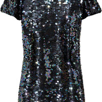 Bird by Juicy Couture Sequined wool dress – 50% at THE OUTNET.COM