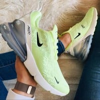 NIKE AIR MAX 270 Breathable running shoes