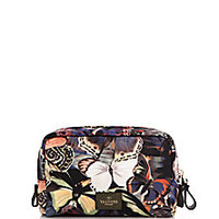 Valentino - Camu Butterfly Nylon Washbag - Saks Fifth Avenue Mobile